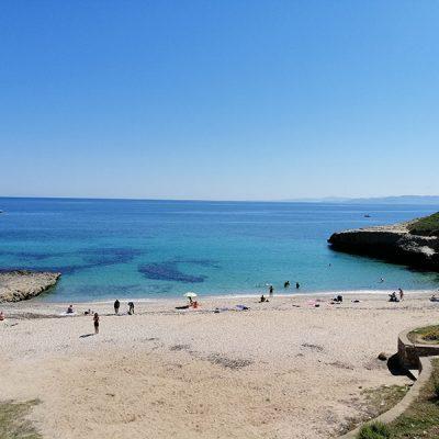 Spiaggia di Balai Porto Torres