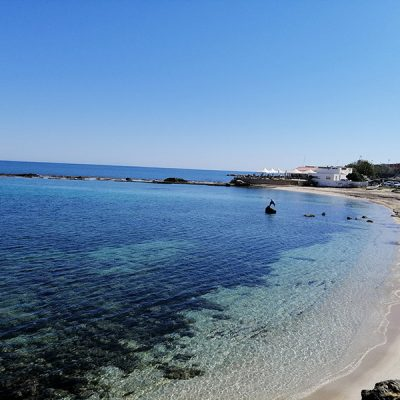 Spiaggia Scoglio Lungo Porto Torres