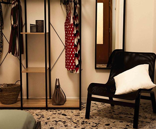 Camera Four Rooms Alghero