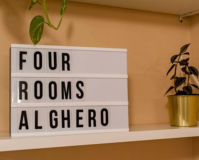Four Rooms Alghero