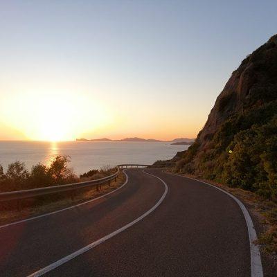 Strada panoramica Alghero-Bosa