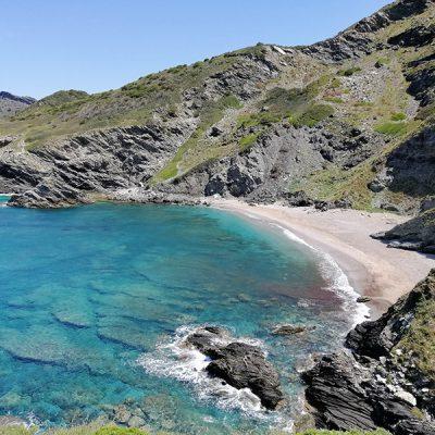 Spiaggia Argentiera La Frana